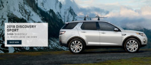 Land Rover - Discovery Sport Slide
