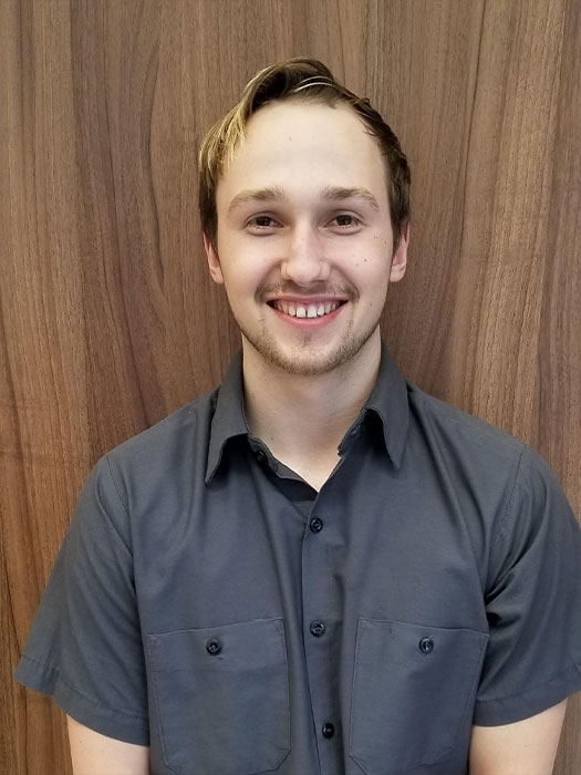 Layne Curial - Inventory Specialist